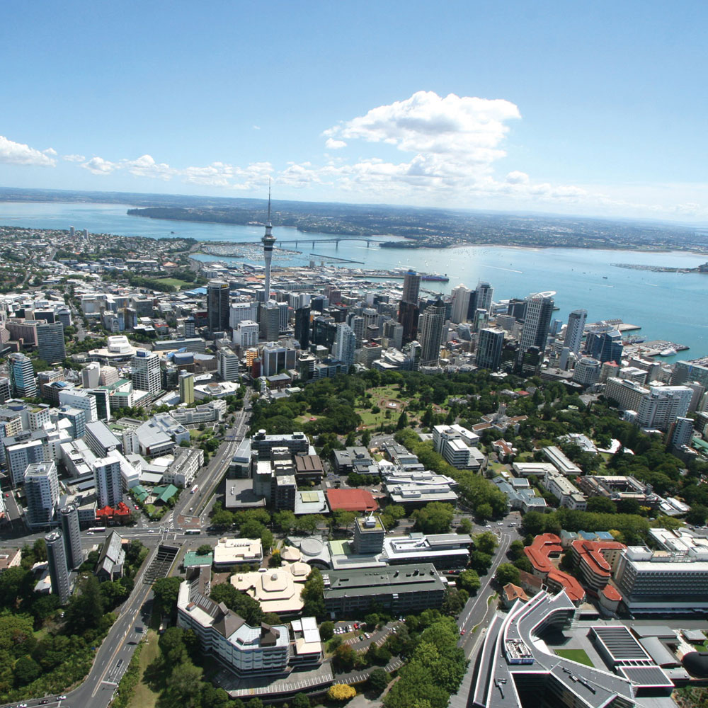 Auckland By Air